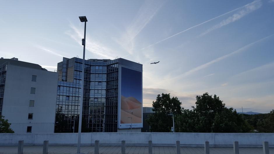 Frankfurt Terminal 2, Germany Photo taken by: Ahmed El Gamal