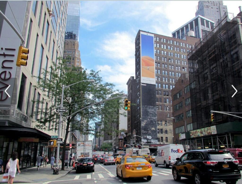 Manhattan,New York Photo credit: Brand Cities