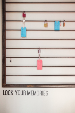 Lock Your Memories