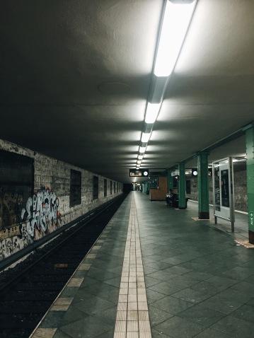 Grenzallee Station