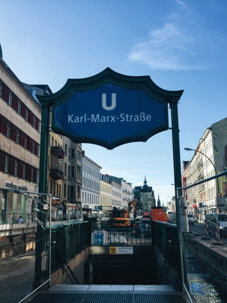 Karl Marx Straße